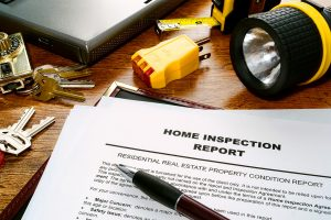 Home Inspection Report Hard Copy